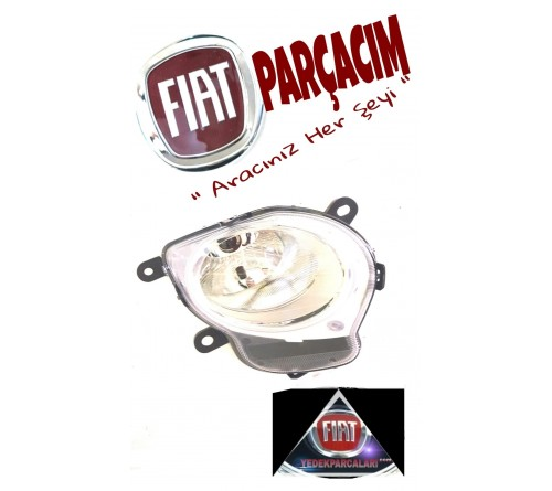 ÖN FAR  ALT SOL , FIAT 500 , MUADİL FİAT YEDEK PARÇA , 51786772