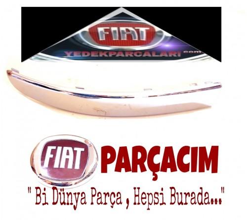 ÖN TAMPON KROM ÇITASI SAĞ , FIAT 500 , 2007 - 2015 MODELLER , MUADIL FIAT YEDEK PARCA , 735511640