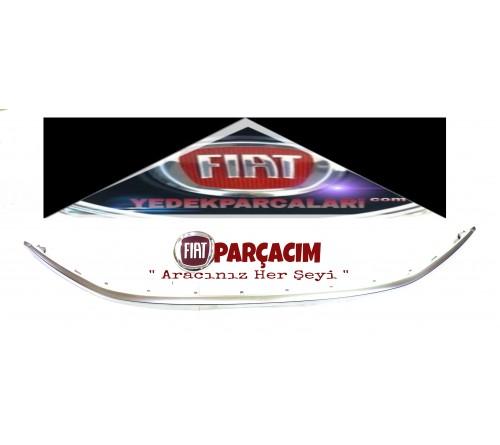 FIAT EGEA 2020 ÖN TAMPON ÜST PANJUR ALT ÇITASI KROM , ORJINAL FIAT YEDEK PARÇA , 735754055