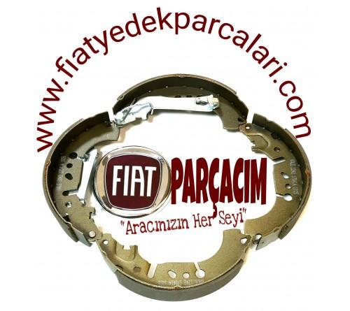 ARKA FREN KAMPANA BALATASI , FIAT 500 L , FIAT EGEA , ORJINAL FIAT YEDEK PARÇA , 77367099