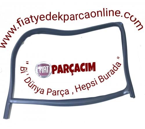 FİTİL  CAM  ÖN KAPI CAMI  SOL ,  FİAT FİORİNO , ORJINAL FIAT YEDEK PARCA , 1394322080