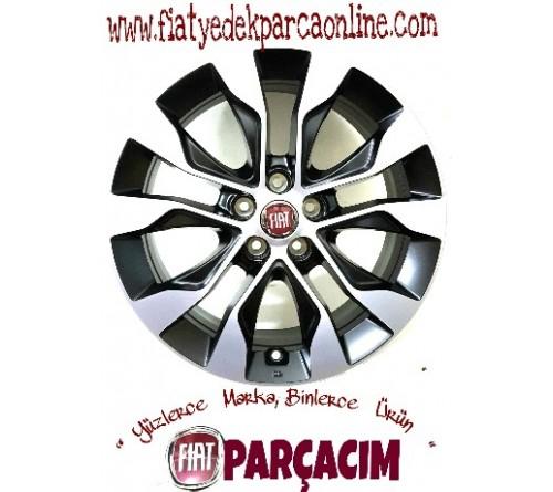 "CELIK JANT 16""  INCH , FIAT EGEA , FIAT DOBLO 2009 MODEL VE SONRASI , ORJINAL FIAT YEDEK PARCA , 55177557"