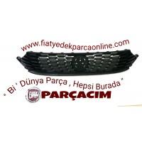 KAPLAMA ON TAMPON UST  IZGARA BLACK SIYAH , FIAT EGEA EASY , ORJINAL FIAT YEDEK PARCA , 735642862