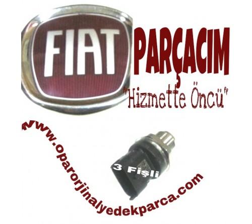 BASINC SENSORU , RAIL BORUSUNA MONTE , FIAT DOBLO 2007 MODEL VE SONRASI , FIAT DOBLO , FIAT LINEA , FIAT STILO , ORJINAL FIAT YEDEK PARCA  55195078 , 55207677