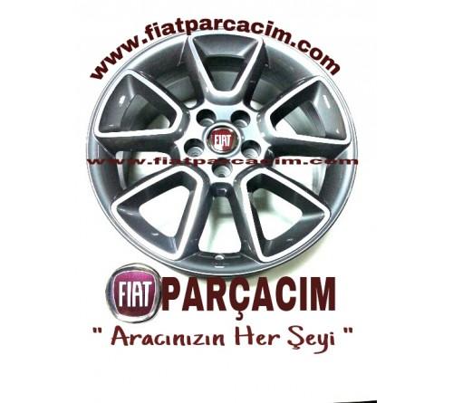 """CELIK JANT 16""""  5 BIJON ,DIAMOND CUT , FIAT DOBLO  2010 MODEL VE SONRASI , FIAT EGEA , ORJINAL FIAT YEDEK PARCA , 55173449"""