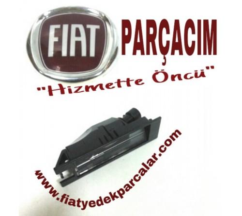 PLAKA LAMBASI ARKA , FIAT LINEA , FIAT ALBEA , FIAT PALIO , ORJINAL FIAT YEDEK PARCA , 46843615