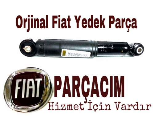 AMORTISOR , ARKA , FIAT PANDA  2004 MODEL VE SONRASI , ORJINAL FIAT YEDEK PARCA , 51870990
