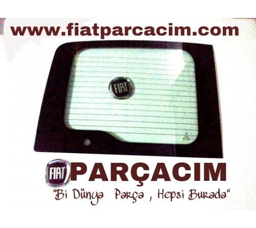 CAM , 5.KAPI SOL , FIAT DOBLO 2010 MODEL VE SONRASI , ORJINAL FIAT YEDEK PARCA , 51929830