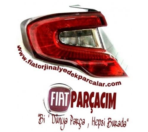 STOP LAMBASI ARKA SOL SABIT  FIAT EGEA , ORJINAL FIAT YEDEK PARCA , 52102967 , 51984459