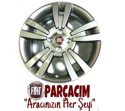 CELIK JANT TAKIM ,FIAT LINEA , FIAT FIORINO , TITANYUM SERI , 16 INCH , ORJINAL FIAT YEDEK PARCA , 55174537