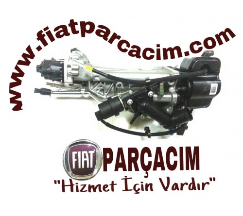 ISI DEGISTIRICI  EGR ,1.6 MULTIJET MOTORLAR ,  FIAT DOBLO  , FIAT LINEA , ORJINAL FIAT YEDEK PARCA , 55275667 - 55230453 -55253875 LANCIA