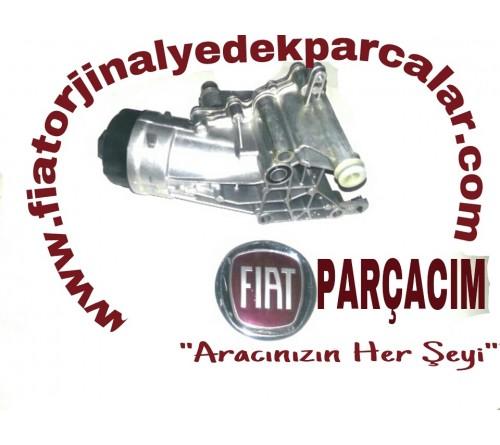 YAG SOGUTUCU , ISI DEGISTIRICI , FIAT DOBLO 1.6  MULTIJET  STOP START EURO 5 MOTOR , ORJINAL FIAT YEDEK PARCA , 55273043 .  55236722
