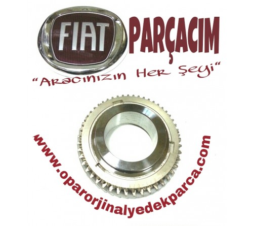 4.VITES DISLISI , FIAT 500 L , FIAT DOBLO 2010 MODEL VE SONRASI , ORJINAL FIAT YEDEK PARCA , 55242247  , 55239740
