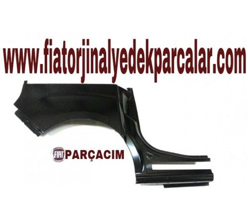 ARKA CAMURLUK ALT SAG , FIAT DOBLO 2009 MODEL VE SONRASI , ORJINAL FIAT YEDEK PARCA , 55178246 , 71765437