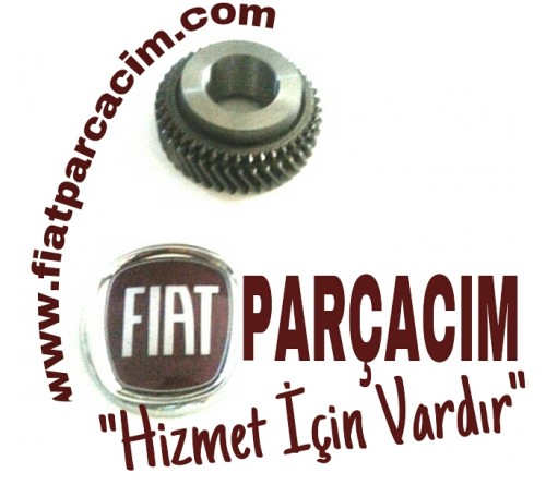 3.VITES DISLISI 32X41 , FIAT DUCATO 2.8 1997 - 2002 MODELLER , ORJINAL FIAT YEDEK PARCA , 9635612188